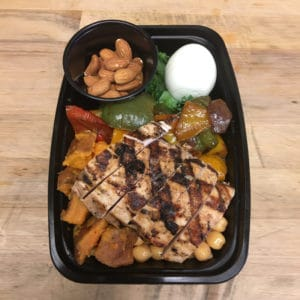 Protein Bowl - The LoCal Kitchen Healthy Meal Prep