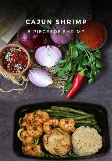 shrimp meal plans