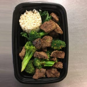 Beef Tips - The LoCal Kitchen Healthy Meal Prep in Detroit