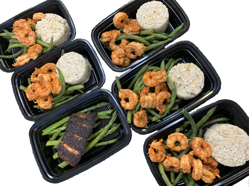 Metro Detroit Meal Prep Delivery - The LoCal Kitchen